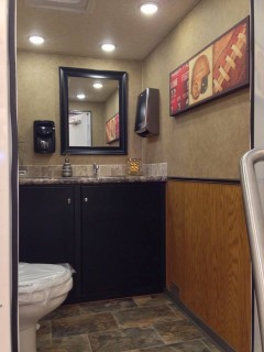 Luxury Restrooms At Your Private Home Event
